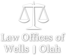 Large Logo for Law Offices of Wells and Olah